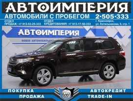 Красноярск Highlander 2012