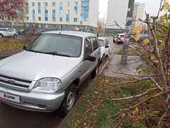 Нижний Новгород Niva 2007
