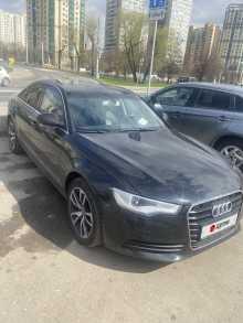 Москва A6 2013