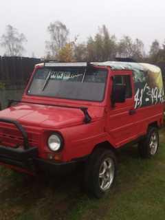 Ванино ЛуАЗ-969 1989