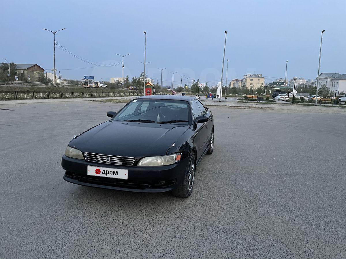 Toyota Mark II 1992