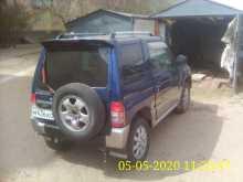 Улан-Удэ Pajero Mini 1998