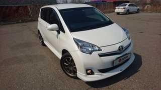 Уссурийск Toyota Ractis 2011