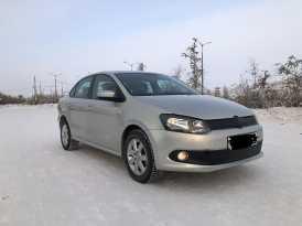 Якутск Polo 2013