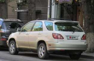Иркутск RX300 2000