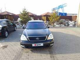 Хабаровск LS430 2001