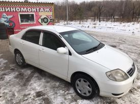 Хабаровск Corolla 2002