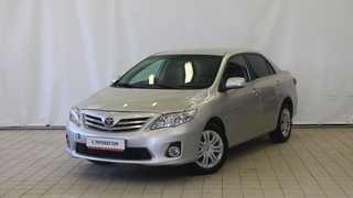 Нижневартовск Corolla 2012