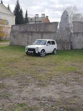 Нижнеудинск 4x4 2121 Нива 2005