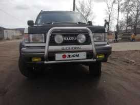 Петровск-Забайкальский Bighorn 1990