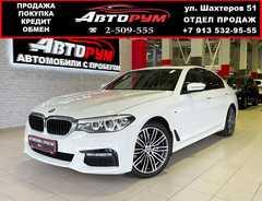 Красноярск BMW 5-Series 2017