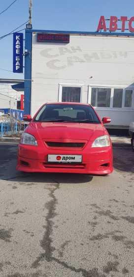 Сургут Toyota Allex 2002
