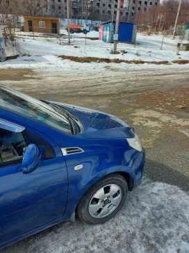 Владивосток Gentra 2008