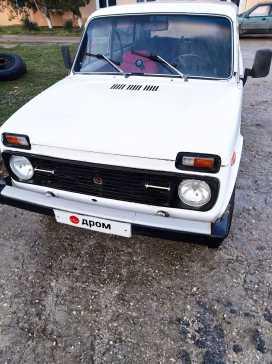 Черноморское 4x4 2121 Нива 1986