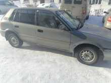 Барабинск Corolla II 1990