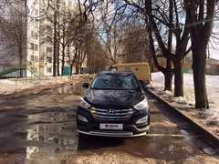 Москва Santa Fe 2013