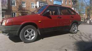Зверево 2109 1989