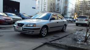 Москва Elantra 2005