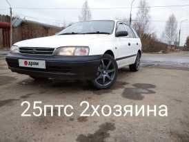 Томск Caldina 2000
