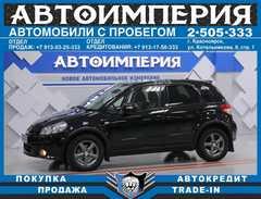 Красноярск SX4 2007