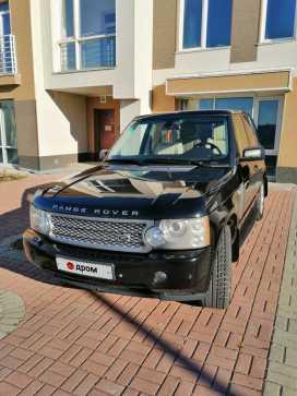 Владивосток Range Rover 2008