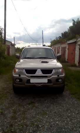 Курган Pajero Sport 2005