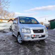 Красноярск Wagon R Solio 2003