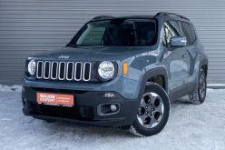 Москва Jeep Renegade 2018