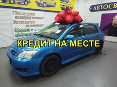 Свободный Corolla Runx 2005
