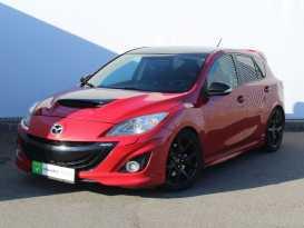 Сочи Mazda3 MPS 2011