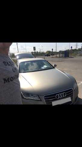 Кумертау Audi A7 2010
