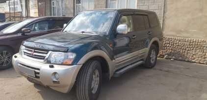 Иркутск Pajero 2000