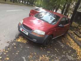 Екатеринбург Aveo 2004