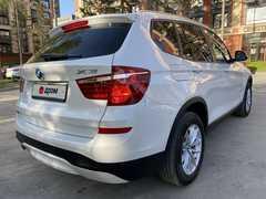 Новосибирск BMW X3 2014