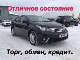 Молодежный Corolla 2014