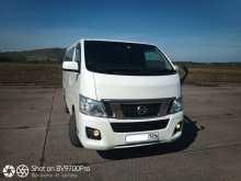 Курагино NV350 Caravan 2013