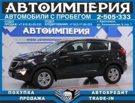 Красноярск Kia Sportage 2013