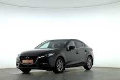 Москва Mazda3 2017