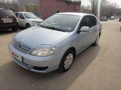 Астрахань Corolla 2006