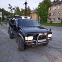 Новосибирск Terrano 1995