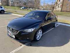 Братск Mazda6 2013