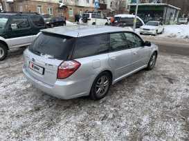 Петропавловск-Камчатский Subaru Legacy 2006