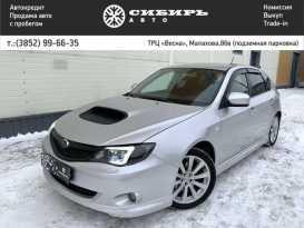 Барнаул Impreza WRX 2007