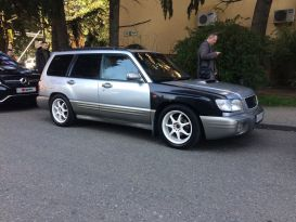 Сочи Forester 2001