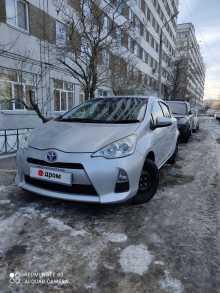 Красноярск Aqua 2012