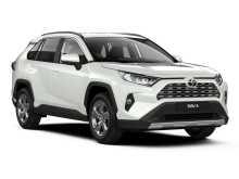 Москва Toyota RAV4 2021