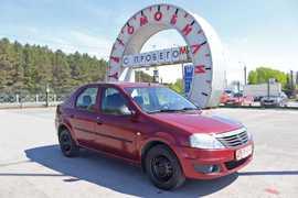 Тюмень Renault Logan 2012