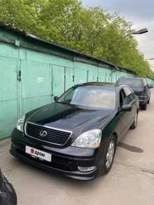 Москва LS430 2000