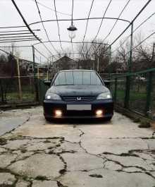 Анапа Civic 2002