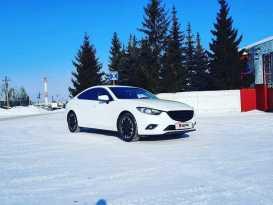 Туймазы Mazda6 2013